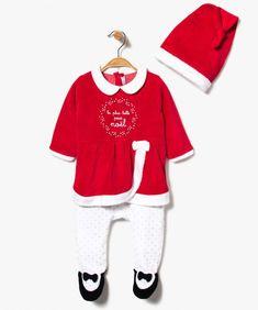 f05555a6ac8f5 0-3 ans Les plus jolis pyjamas de Noël pour mon bébé  bebe