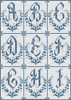 Amazing patterns from patternmakercharts.blogspot.dk