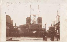 Expo Milan 1906, Villaggio eritreo