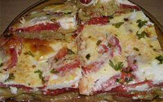 Pečene paprike sa sirom i pavlakom Amazing Food Decoration, Lasagna, Quiche, Cooking Recipes, Keto, Breakfast, Ethnic Recipes, Mad, Blog