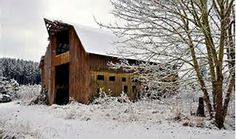 barns and snow - Bing Images