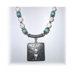 This is the type of necklace that you can wear with jeans or out on the town with an elegant dress. I <3 LOVE it! <3