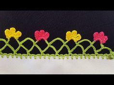 ÇİÇEKLİ ZİNCİR TIĞ OYASI AÇIKLAMALI YAPIMI | Nazarca.com Viking Tattoo Design, Viking Tattoos, Sunflower Tattoo Design, Homemade Beauty Products, Crochet Designs, Crochet Lace, Diy And Crafts, Embroidery, Youtube