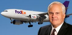 FedEx CEO To Trump: National Security Needs Fuel Economy Standards