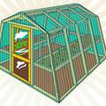 Where to Get DIY Greenhouse Plans for Free: YellaWood's Free Greenhouse Plan