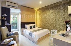 Exclusive room.