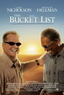 Jack Nicholson's best; Morgan Freeman - brilliant as usual...poignant, hilarious...with a stunning plot twist.
