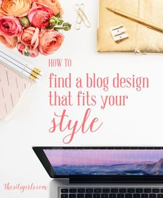 Learn how to pull inspiration from your world and the things you love to create a blog design that perfectly fits you and the vision for your writing space.   Blog Design Tips