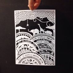 Emily Hogarth Papercut