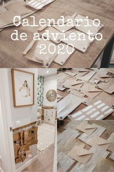 Diy Calendario, Projects To Try, Gift Wrapping, Christmas, Gifts, Advent Calendar, Xmas, Gift Wrapping Paper, Presents
