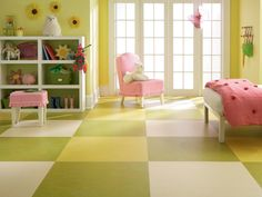 Linoleum Floors | Home Remodeling - Ideas for Basements, Home Theaters & More | HGTV