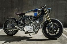 Yamaha Virago XV750-  Like a Boss!