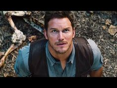 The New 'Jurassic World' Trailer Looks Awesome - Watch Now!: Photo Chris Pratt and Bryce Dallas Howard face off against the dinosaurs in these brand new posters for their film Jurassic World. A brand new trailer for the highly… Jurassic World Actors, Jurassic World Trailer, Jurassic Park 3, Jurassic World 2015, Jurassic Movies, Michael Crichton, Chris Pratt, Christopher Pratt, Chris Evans