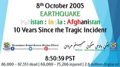8th October 2005..... When death was in front of you! #Earthquake