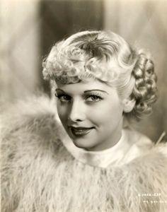 Lucille Ball,1935