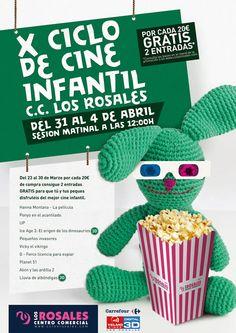 X Ciclo de Cine Infantil. 2010.