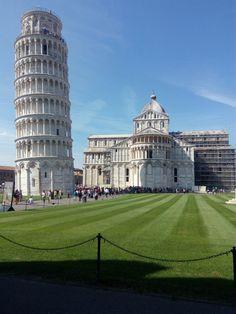 Pisa, Tower, Building, Travel, Viajes, Computer Case, Buildings, Towers, Trips