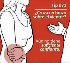 lenguaje corporal #71