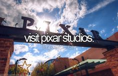 Visit- HECK YES  Work there- HECK YES!!!!!! <3  One. Day. I. Shall. <3