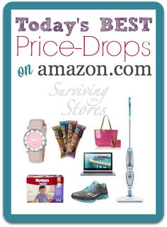 Best Deals on Amazon Today - Updated Daily!  Click current deals tab at top of page then click best deals on Amazon
