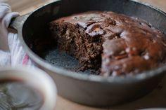 Molasses Apple Spice Cake-35