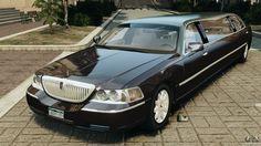 Lincoln Town Car Limusina 2006 del videojuego GTA IV
