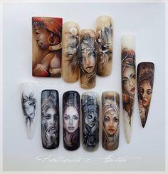 """1,321 lượt thích, 31 bình luận - Anita Podoba (@anita_podoba) trên Instagram: """"Some from my face painting collection.☺"""""""