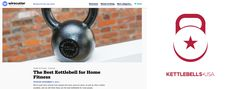 """Kettlebell for Home Fitness"""" by Wirecutter Reviews """"After testing five top-rated kettlebells for seven weeks (accumulating more than 2,500 repetitions with each bell), I've determined that the best kettlebell for all types of kettlebell workouts is the Metrixx Elite Precision E-Coat Cast Iron Bell from Kettlebells USA"""" #strengthcoach #military #militaryfit #militaryfitness #firefit #firefighterfitness #fitforduty #kettlebellsusa #metrixxelite #kettlebell #kettlebells #kettlebellsusa"""