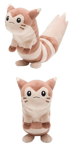 Pok mon 1524: Pokemon Center Original Limited Plush Doll Furret Japan Official Import -> BUY IT NOW ONLY: $31.57 on eBay!