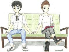 Klaine ~ Just Be Friends by AtemYamiLover
