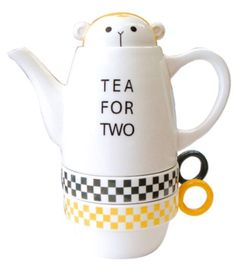 Tea For Two Porcelain Teapot and 2 Tea Cups Set - Monkey Shinzi Katoh,http://www.amazon.com/dp/B0048YKCZW/ref=cm_sw_r_pi_dp_SD0Bsb06KRYEAGHP