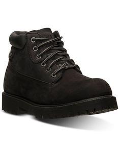 Skechers Men's Verdict Waterproof Boots from Finish Line