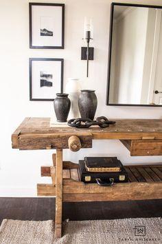DIY Stone Vases - Taryn Whiteaker