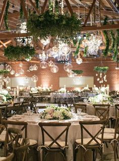 Wedding reception idea; Photo: Jessica Claire Photography