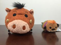 Disney's Tsum Tsum Subscription Box is a monthly subscription box with 2 official Tsum Tsum plush. The subscription includes one small plush and Tsumtsum, Monthly Subscription Boxes, Disney Tsum Tsum, February 2016, Plush, Teddy Bear, In This Moment, Mini, Animals