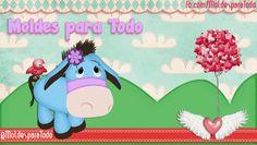 - Almohadita Minnie M - Felt Animal Patterns, Doll Patterns Free, Stuffed Animal Patterns, Ben 10 Birthday, Unicorn Birthday, Diy Flowers, Paper Flowers, Fondant Rainbow, Diy For Kids