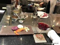 Teppanyaki preparation - Rin-Tei in Osaka, Japan Teppanyaki, Osaka Japan, Restaurant, Dining, Food, Diner Restaurant, Essen, Meals, Restaurants