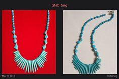 Kalung stab turq natural stone  Pemesanan  Line : dhevee_dhe WA 081319707207  #gelang #gelangcantik #gelangsimple #jualgelang #gelangmutiara #gelangnbatu #kalung  #jualkalung #kalungmurah #kalungunik #kalungdhesign #acceccories #jualaksesoris #handmade #Seller #onlineshop #instashop #fashion #style #simple #beautiful #kalungbatu