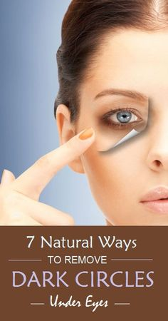 7 Easy ways to Get Rid of Dark Circles under Eyes | Styles Of Living-Almond oil: Almond is an excellent skin food. Applying a little almond oil around the eyes where there are dark circles and leaving it for overnight benefits the skin naturally. Making it a habit for one month makes your dark circles disappear. Orange juice: Another effective home remedy to remove dark circles is orange juice. …