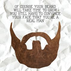 man up. grow a beard. I Love Beards, Long Beards, Beard Love, Straight Razor Shaving Kit, Beard Quotes, Bald With Beard, Beard Humor, Sexy Beard, Man Up