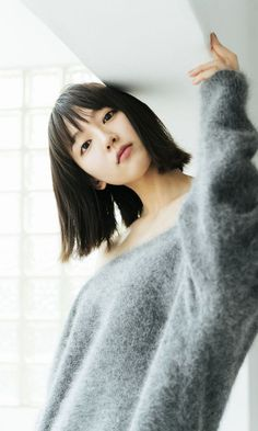 Proud of cute Japanese girls with meek eyes, angel's smile and graceful shyness. World Most Beautiful Woman, Beautiful Japanese Girl, Japanese Beauty, Beautiful Asian Women, Asian Beauty, Kawai Japan, Japan Girl, Cute Beauty, Models