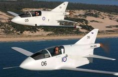 Bede BD-5 World's smallest jet!