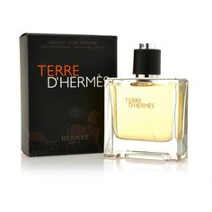 Terre D' Hermes By Hermes For Men. Parfum Spray 2.5 Oz / 75 Ml by Hermes. $85.50. Packaging for this product may vary from that shown in the image above. Introduced by the design house of Hermes in 2006. It is recommended for casual wear.. Save 26%!
