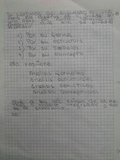 Tipos de análisis