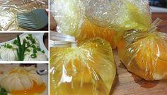 Jak uvařit vajíčko bez skořápky natvrdo? | NejRecept.cz Board And Brush, What's For Breakfast, Poached Eggs, Grapefruit, Punch Bowls, Olive Oil, Snacks, Meat, Tips