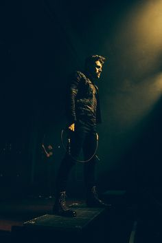 Davey Havok; AFI; Burials tour.