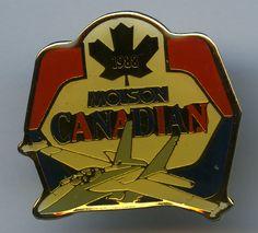 Molson Canadian - 1988