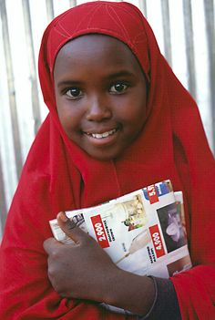 Somali Girl. Young Beautiful Hijabi in The Worlds Hijabers Cilik Cantik Sedunia http://hijabcornerid.com/