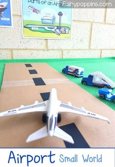 Setting up an airport dramatic play center is so much fun! These printables include everything you need such as signs, passports, airplane windows and more. Trains Preschool, Transportation Theme Preschool, Preschool Centers, Dramatic Play Themes, Dramatic Play Area, Dramatic Play Centers, Airport Theme, Airport Jobs, Hands On Activities