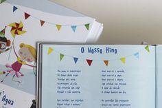 """Livro de Finalistas .  Print e Design: Ineditar© . Ilustrações personalizadas por """"Caderno de Pintar""""."""